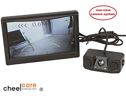 Aware-A3 Backup Camera for Scooters and Power Wheelchairs
