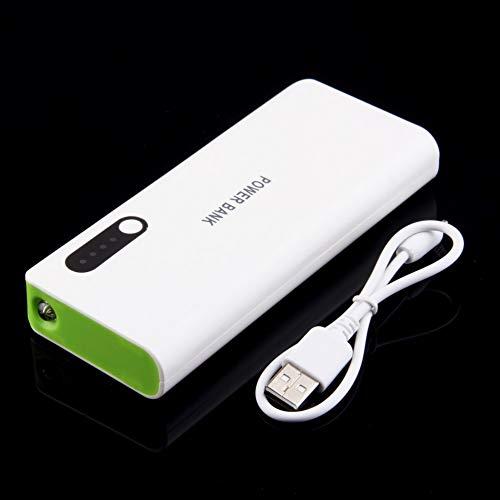 DDyna 10400mAh Universal Cellphone Cargador de batería Externo portátil Power Bank