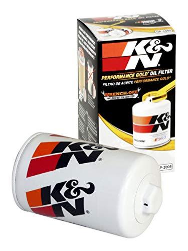 K&N HP-2005 filtro de aceite Coche