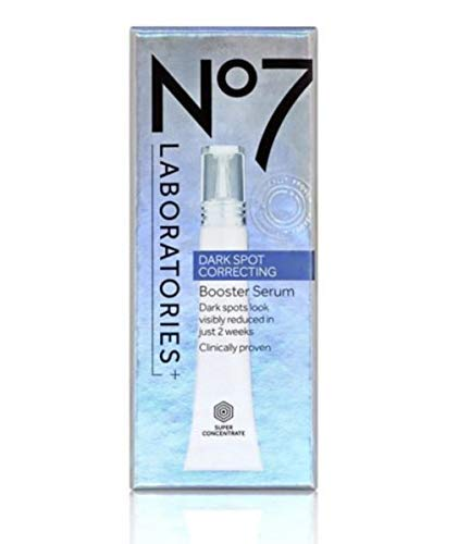 No7 LABORATORIES DARK SPOT CORRECTING Booster Serum