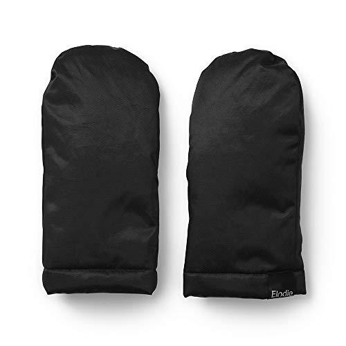 Elodie Details Manoplas para Silla de Paseo - Black Edition, Negro