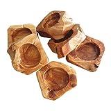 SUPVOX Cenicero de cigarrillo 2 piezas caja de cenicero de madera cenicero de escritorio cenicero uso al aire libre cenicero