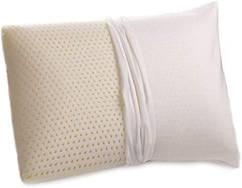 Wholesale 100% Talalay Charlotte Mall Natural Latex Pillow Co Certified GOTS Organic with