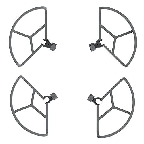Staright Compatibile per Air 2S / Mavic Air 2 Aumenta Le Protezioni dell'elica del Carrello di atterraggio Set Gambe estese Protezione dell'elica Accessori per droni