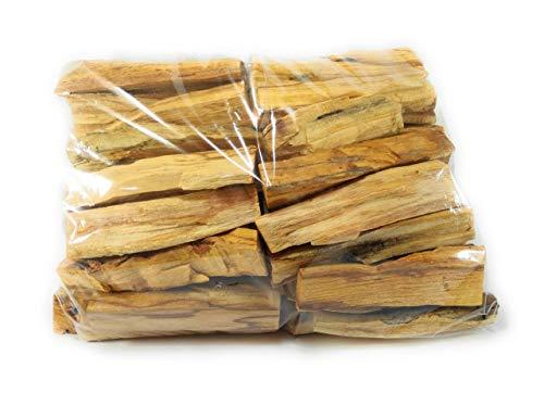 Palo Santo di Perù - Legno Sacro 100% Naturale e Sostenibile. Equilibra e Pulisce le Energie. Taglio Artigianale. Peso: 1000 g - 1 kg.