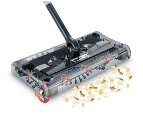 Batteria Scopa Ruotante Swivel Sweeper.Scopa Rotante Elettrica Swivel Sweeper G 2 Aspirapolvere Offerta Ventaglio
