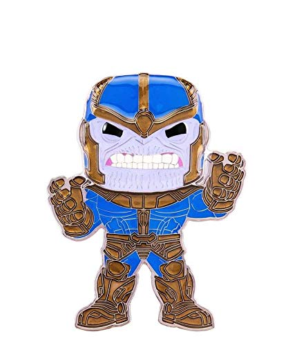 Popsplanet Funko Pop! Pin – Marvel – Thanos Pin #02