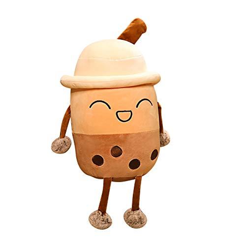 Milch Tee Plüsch Kissen Ausgestopft Karikatur Kissen Tasse Geformt Puppe Süß Sanft Umarmen A56
