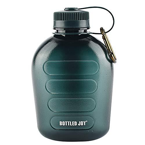 Bottle Joy Trinkflasche Militär