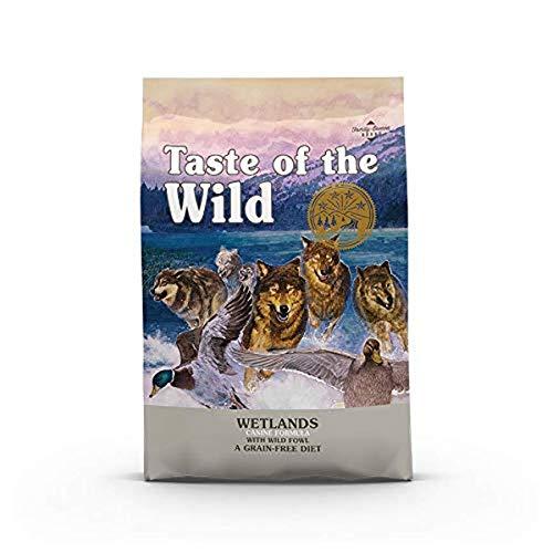 Taste Of The Wild pienso para perros con Pato asado 5,6 kg Wetlands