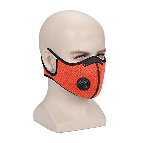 Masken Für Erwachsene, Sicherheitsmasken Sport Radfahren Masken Radfahren Laufen Training Sauerstoffbarriere Masken Masken Ausdauertraining Masken