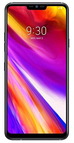 LG G7 ThinQ 64GB Aurora Black Android 8 Smartphone EU
