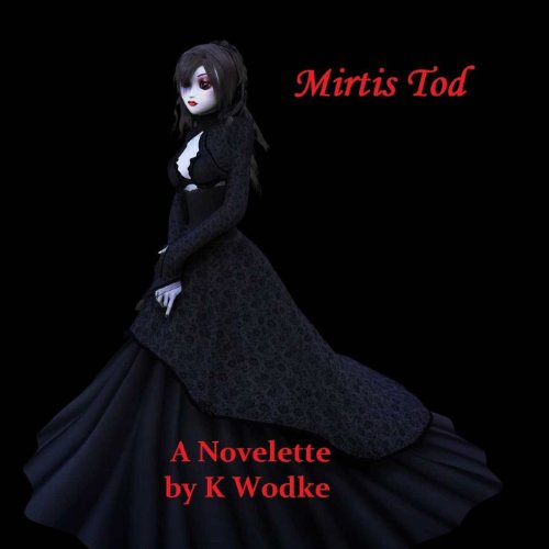 Mirtis Tod audiobook cover art