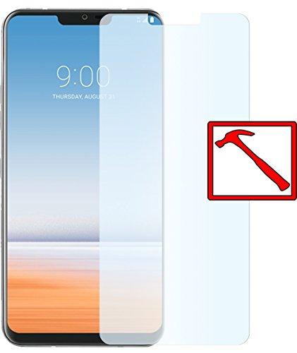 Slabo 3 x Premium Pellicola Protettiva in Vetro Temperato per LG G7 ThinQ Tempered Glass Crystal Clear Graffi Fino a 9H