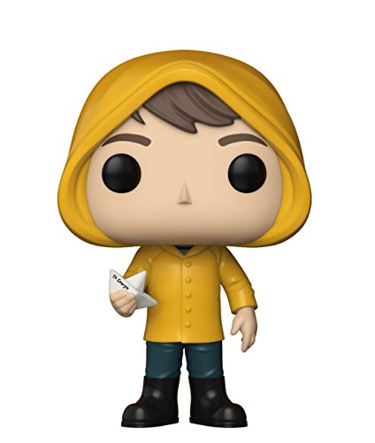 Funko- It-Georgie Denbrough-New York Toy Fair Figure 536 Figurina, Multicolore, 9 cm, 29520