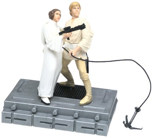 Star Wars-Luke Skywalker & Leia 25th Special