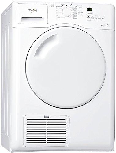 economy81Whirlpool sèche- Wäsche 6th Sense® Wärmepumpe 8kg A +