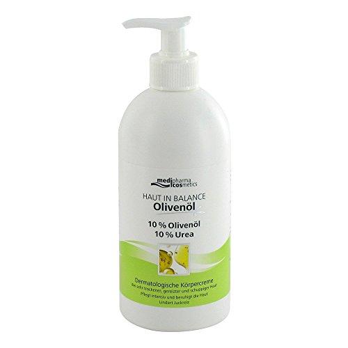 HAUT IN BALANCE Olivenöl Derm.Körpercreme 10% 500 ml