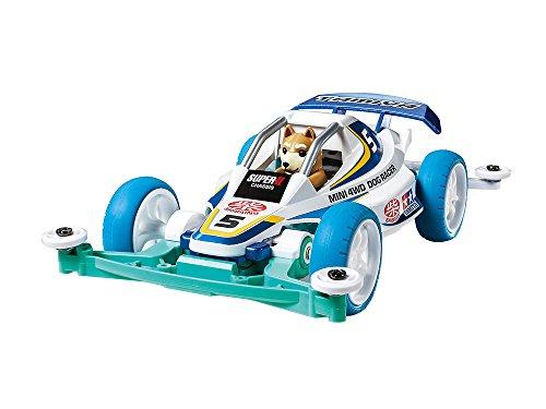 Tamiya Racer Mini 4WD Series No.86 DOG RACER (Super II chassis)