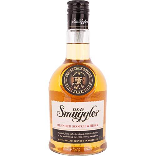 Old Smuggler Blended Scotch Whisky 40,00% 0,70 Liter