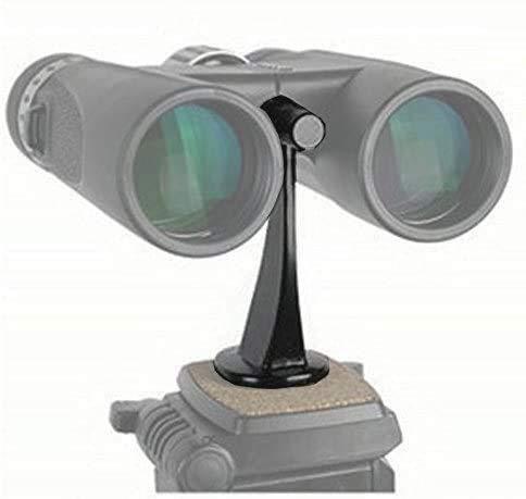 SOLOMARK - Adaptador de metal para binocular Porro - Connnect su binocular y un trípode
