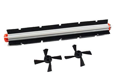 Hannets Kit de Remplacement de Haute qualité compatible avec Neato Botvac I Accessoires pour aspirateur I Kit de Rechange pour Robot aspirateur NBV-1KB-2S