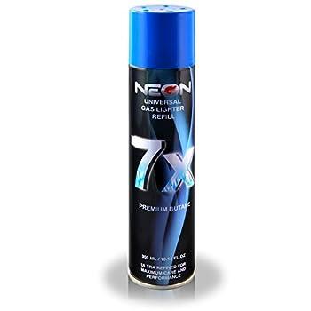 Neon 7x Refined Butane Gas 300ml