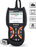 INNOVA 6030P Car Obd2 Scanner ABS/Check Engine Light Live Data Code Reader Diagnostics with Battery Test/Code Severity Levels/10 OBDII Modes/Bluetooth Available