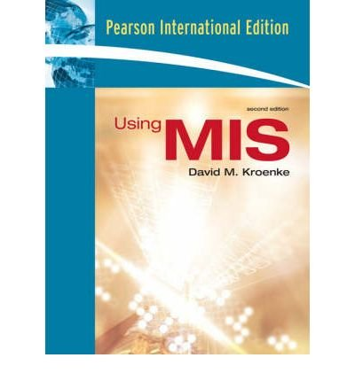 Using MIS (2nd Edition)-Used