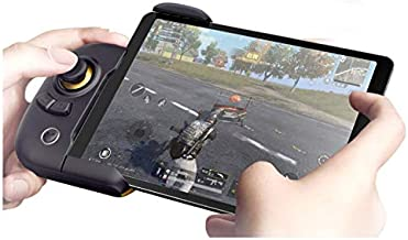 Bounabay Wireless Bluetooth Tablet Controller One Handed Gamepad Compatible for iPAD and Android Tablet
