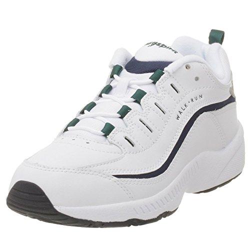 Easy Spirit Women's Romy Sneaker,White Multi,7.5 W