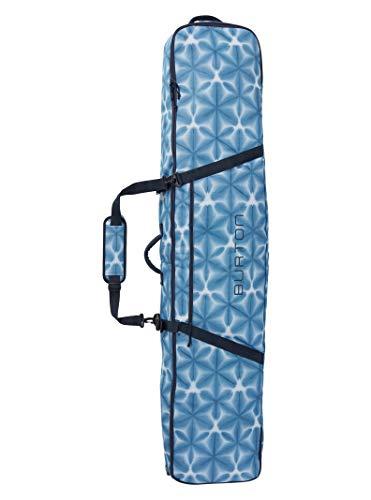 Burton Wheelie Gig Board Bag, Blue Dailola Shibori, 166