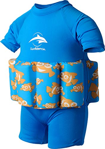 Konfidence Float Suit (Clownfish 1-2 years)
