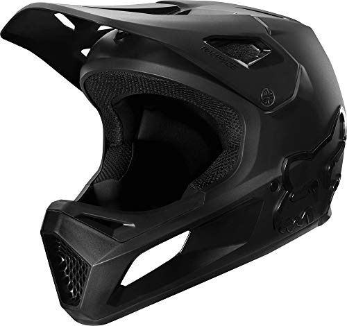 FOX Casque VTT Youth Enfant Rampage 2020 Noir Taille 51/52