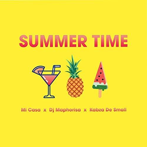 Mi Casa feat. DJ Maphorisa & Kabza De Small