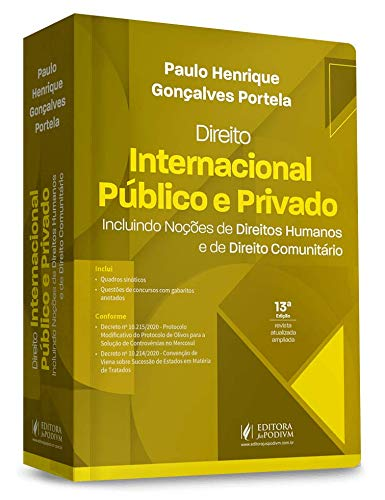 Direito Internacional Publico E Privado - 13ed/21