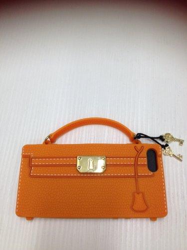 Baci Milano JOY - Protector para I-Phone 5, color naranja