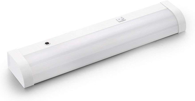 Badezimmerspiegel Beleuchtung Schaltschrankleuchten Hand Sweep Sensor unten Licht kein Trafo mit Schalter Küche Beleuchtung aufhngen Schaltschrankleuchten (Farbe  Warmwei-465mm-LED)