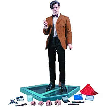 Doctor Dr Who Matt Smith 11th in Crash Outfit Figure!