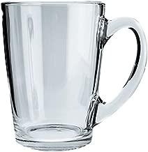 Luminarc New Morning - Vaso (320 ml, 6 Unidades, sin Marca de llenado), Transparente