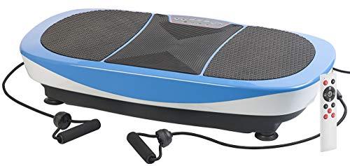Newgen Medicals Vibrationsgerät: Vibrationsplatte mit vertikaler & horizontaler Schwingung, bis 150 kg (Sportgeräte-Vibrationsplatte)
