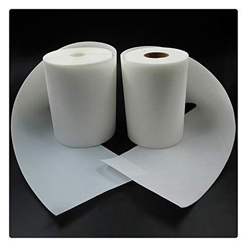Aqiong KAERMA 1Meter extrem weich Baby hautfreundliche Windel Haken und Schlaufen DIY Kleidung Selbstklebende medizinische Verwendung Verschluß Zu Multifunktionsklebeband (Size : White 5cm)