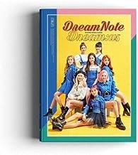 DreamNote - [Dream:Us] 2nd Single Album CD+72p PhotoBook+4p PhotoCard+Tracking K-POP Sealed