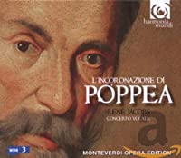 L'incoronazione di Poppea (Monteverdi Opera Edition)