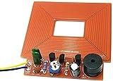 YINCHIE Mukuai54 Módulo de Tablero de Kits de Detector de Metales DIY electrónico, 3 5V computadora Bricolaje