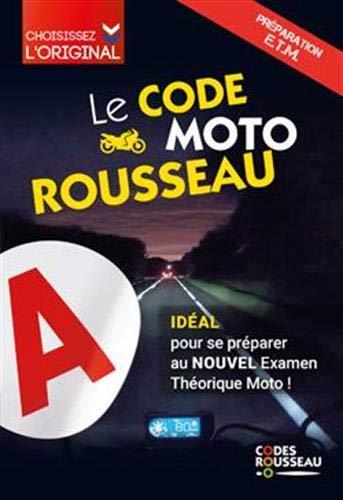 petit un compact Motocyclette Cord Rousseau 2020