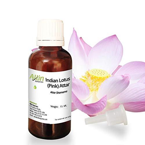 Allin Exporters Indian Lotus Attar, 15ml
