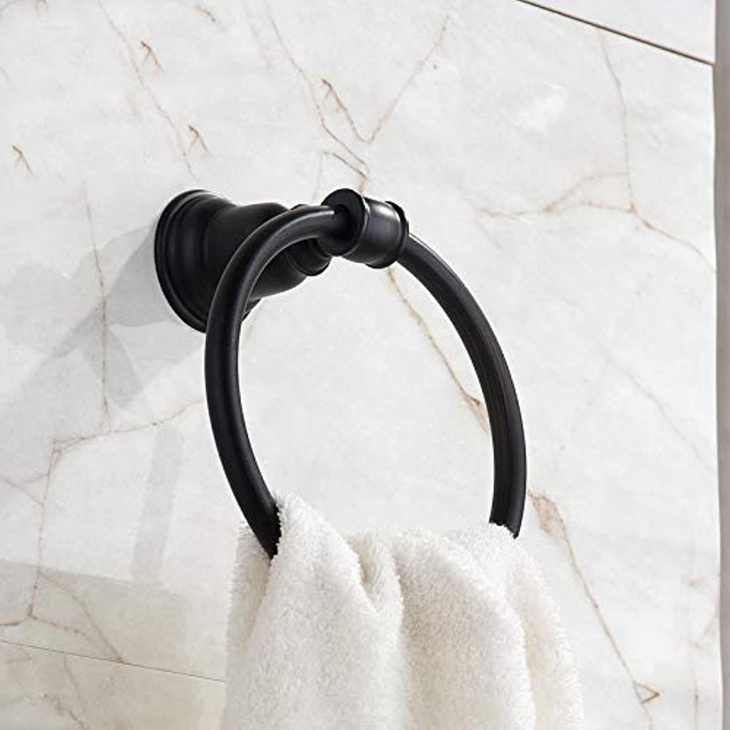 Towel Rack Towel Holder Hand Towel Ring Hanging Towel Hanger Towel Stands Stainless Steel Shelf Bathroom Towel Shelf