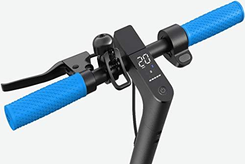 EWheel | Puños de Colores para Patinete eléctrico Xiaomi M365, Essential, 1S, Pro y Pro2 | Empuñadura de Manillar | Personalización Patinete Xiaomi. (Azul)