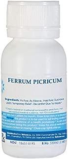FERRUM PICRICUM 30C - 750 Pellets (1Oz)